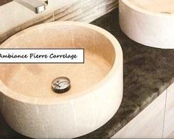 Vasques - Ambiance Pierre et Carrelage - Aubagne